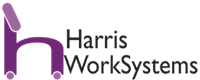 Harris WorkSystems - Logo